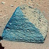 Jake Matijevic rock,Mars
