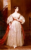 Ada Lovelace,British computer pioneer