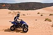 Sand Dunes State Park,USA