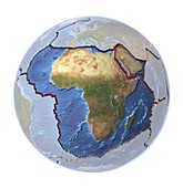 Global tectonics,African Plate