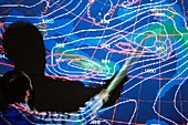 Storm and cyclone forecasting