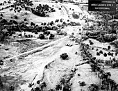 Cuban Missile Crisis of 1962,aerial view
