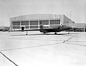 Fake NASA Lockheed U-2 aircraft,1960