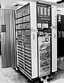 Nuclear missile warning system,1965