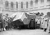 French tank,World War I