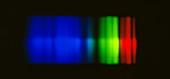 Absorption spectrum of zircon