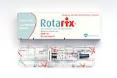 Rotarix rotavirus vaccination