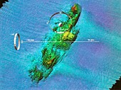 Wreck of USS Susan B. Anthony