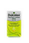 Pack of Dulcolax laxatives