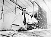 Thomas Sopwith,British aviation pioneer