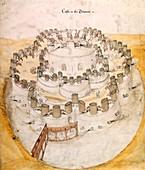 Kent artillery fort,16th century