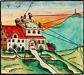 Surveying methods,16th century