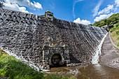 Pen-y-Garreg dam,Wales