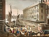 Billingsgate Fish Market,1808