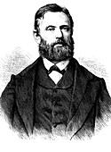 Ferdinand Mueller,Australian botanist