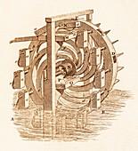 Sakia or Persian Wheel