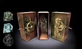 Antikythera mechanism,artwork
