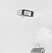 US Weather Bureau kite,1917