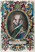 Abraham Ortelius,Dutch cartographer