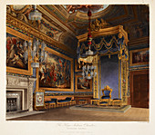 King's Audience Chamber,Windsor castle