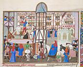 A public execution