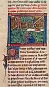Gifflet throws Excalibur in lake