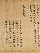 Chinese Buddhist calligraphy