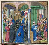 William I and William II