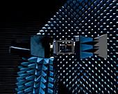 Radio anechoic chamber equipment