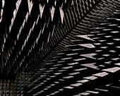 Radio anechoic chamber tiling