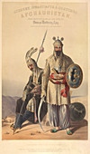 Dourraunnee chieftains