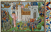Siege of Mortagne