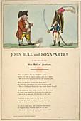 John Bull and Bonaparte
