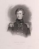 Charles Wilkes,Commander U.S.N