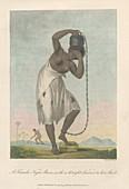 A female negro slave