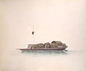 Rice-boat
