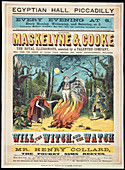 Maskelyne and Cooke's entertainment