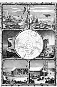 Conquest of the North Pole,artwork