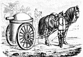 Gruson turret,19th Century artwork