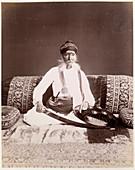 H.H. the Maharajah of Bhoondi