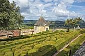Overhanging gardens of Marqueyssac