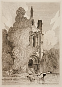 Etchings by John Sell Cotman