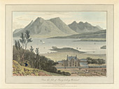 From the Isle of Rasay,Great Britain