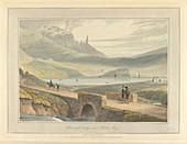 Glenvargle bridge,near Portree,Skye