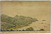 Island of Roderigues,Fort Duncan 1811