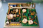 Satellite circuit boards