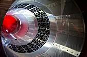 SABRE rocket engine heat exchanger