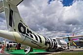 ATR 72 turboprop