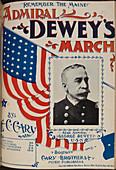 Admiral Dewey's March