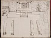 Coronation venue of Elizabeth I